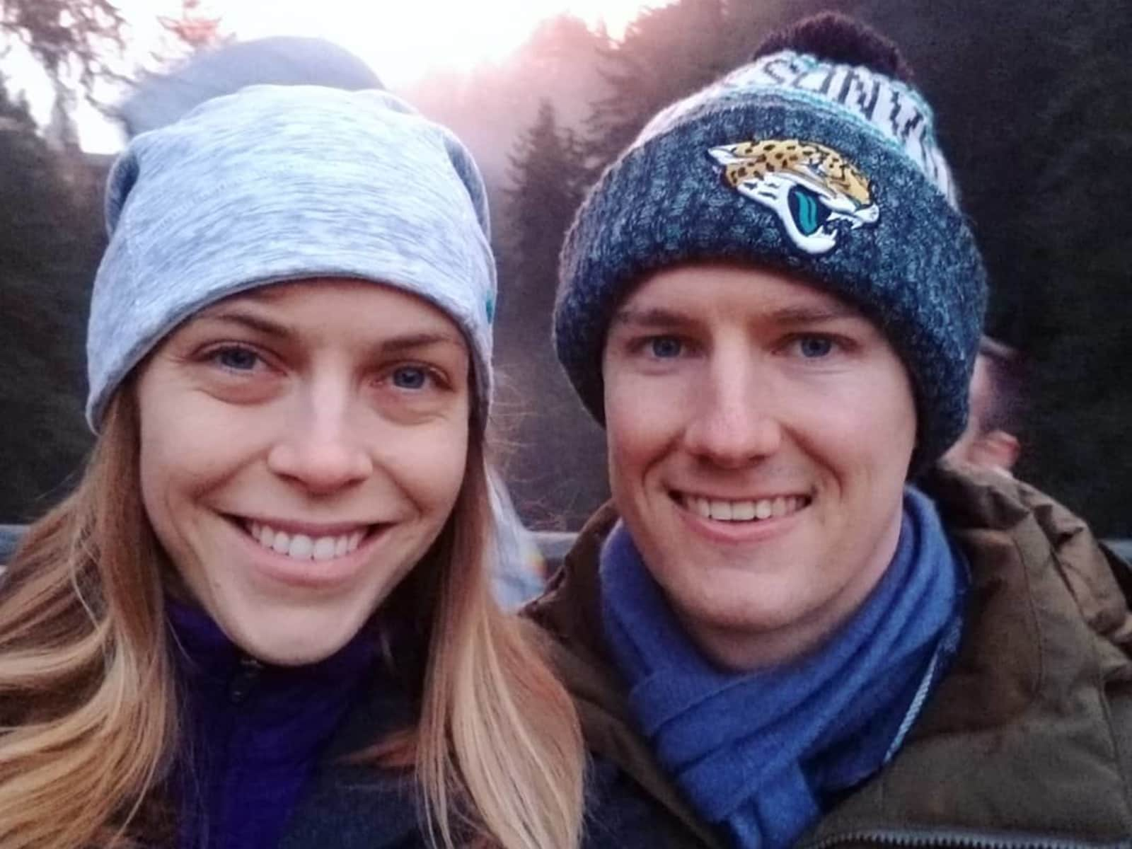 Jessica & Ryan from Jacksonville, Florida, United States