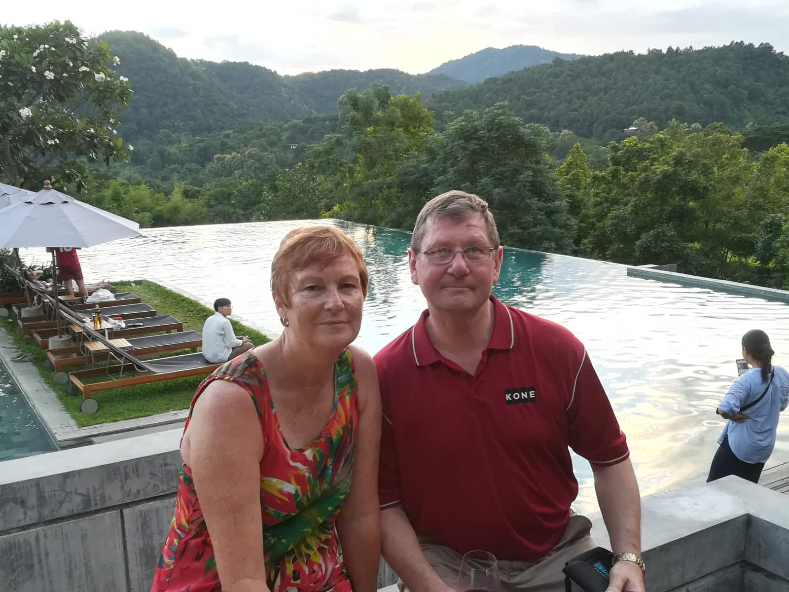 Sue & Peter from Mango Hill, Queensland, Australia