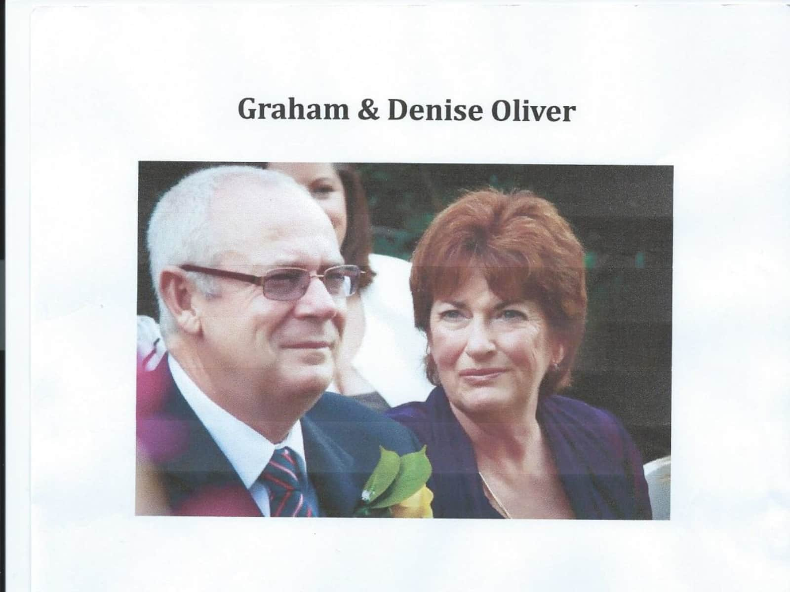Denise & Graham from Central Coast, New South Wales, Australia