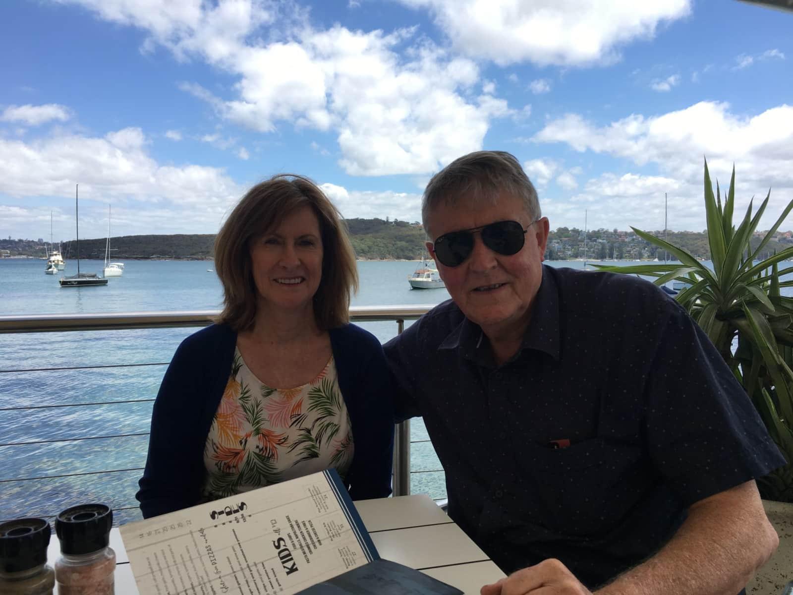 Karen & Ken from Albury, New South Wales, Australia