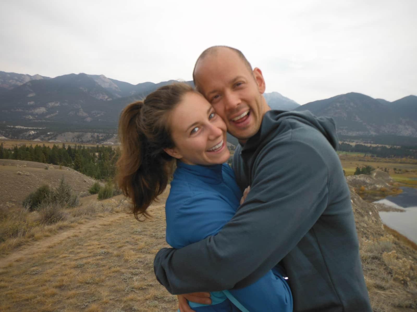 Corey & nicole & Nicole from Victoria, British Columbia, Canada