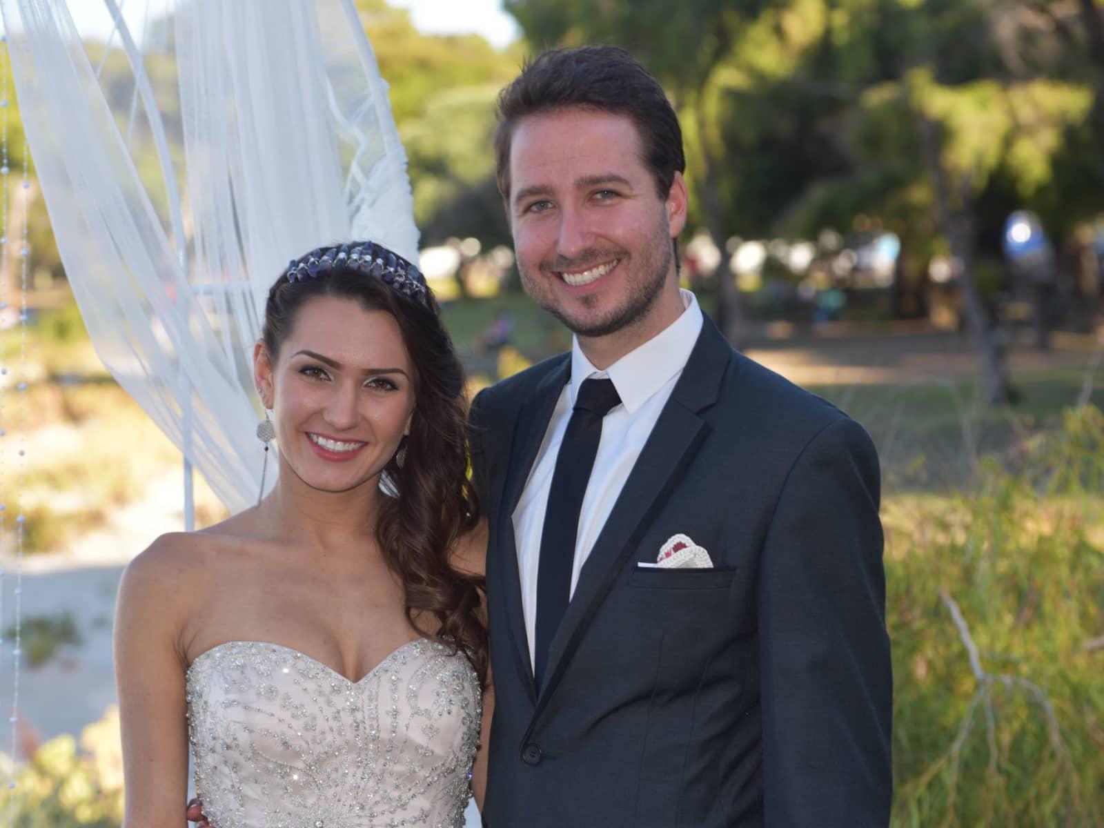 Olivia & Joshua from East Perth, Western Australia, Australia