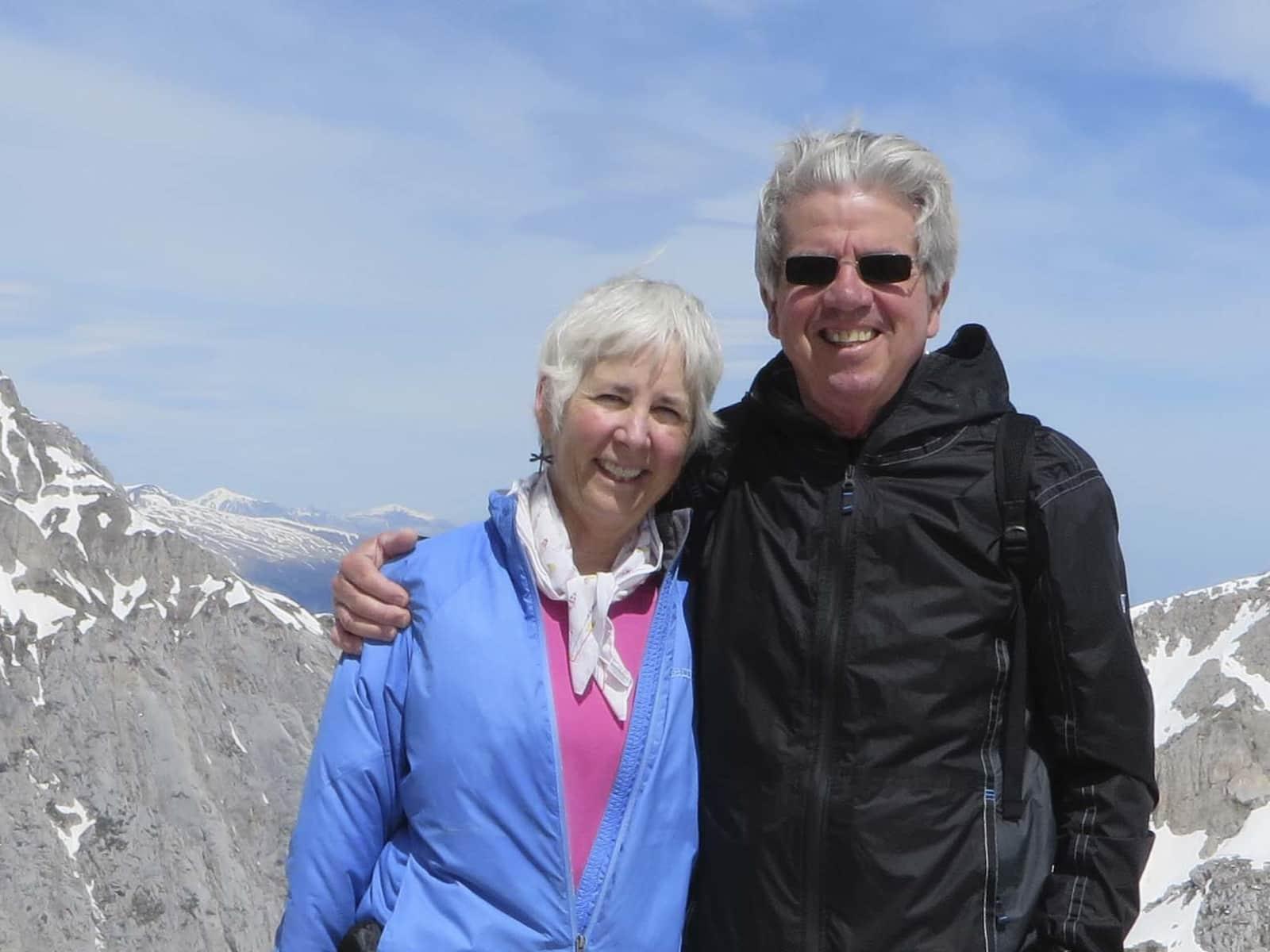 Marta & Robert from Bellingham, Washington, United States