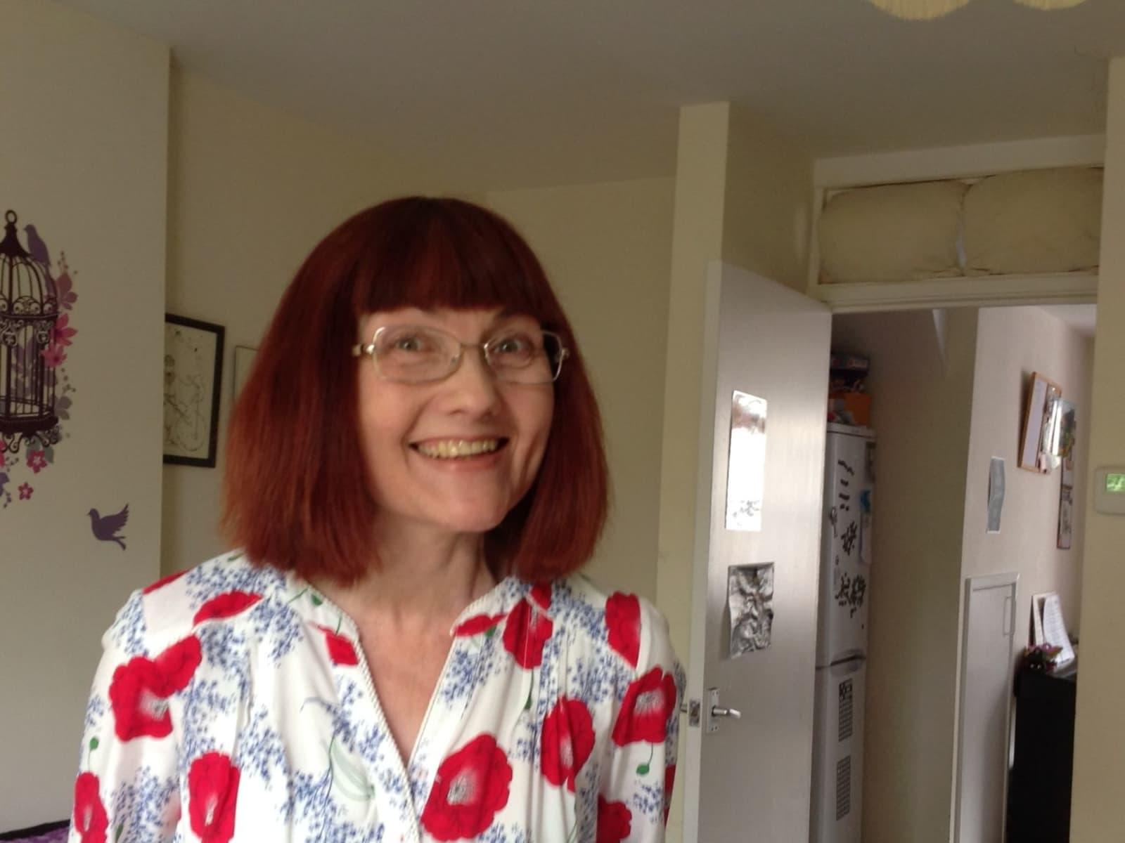 Clare from Fakenham, United Kingdom