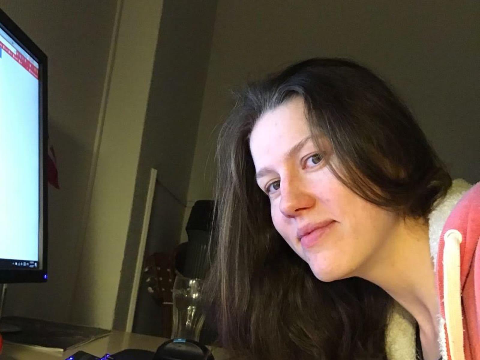 Kateryna from Copenhagen, Denmark