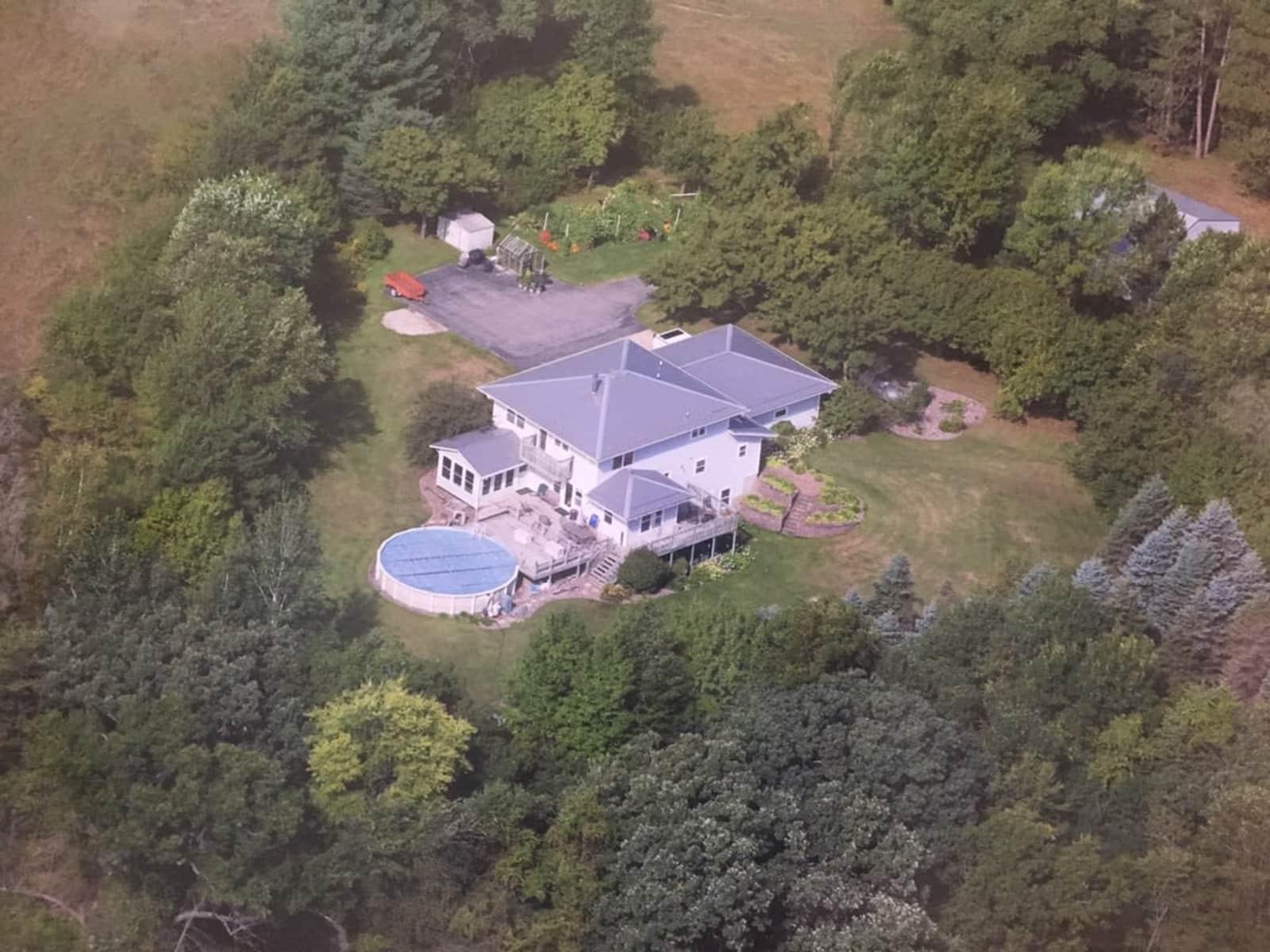 Housesitting assignment in Lanesboro, Minnesota, United States