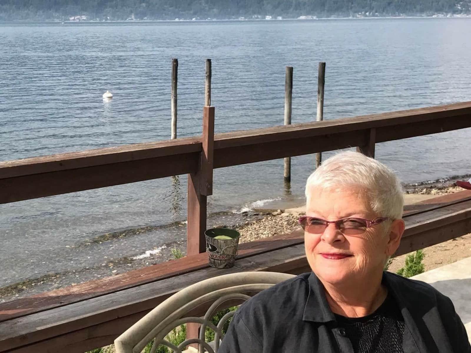 Joanne from Kamloops, British Columbia, Canada
