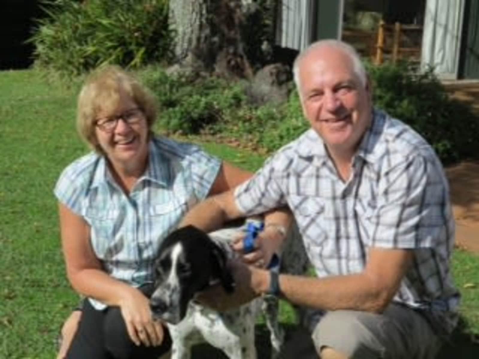 Chris & Debbie from Farnborough, United Kingdom