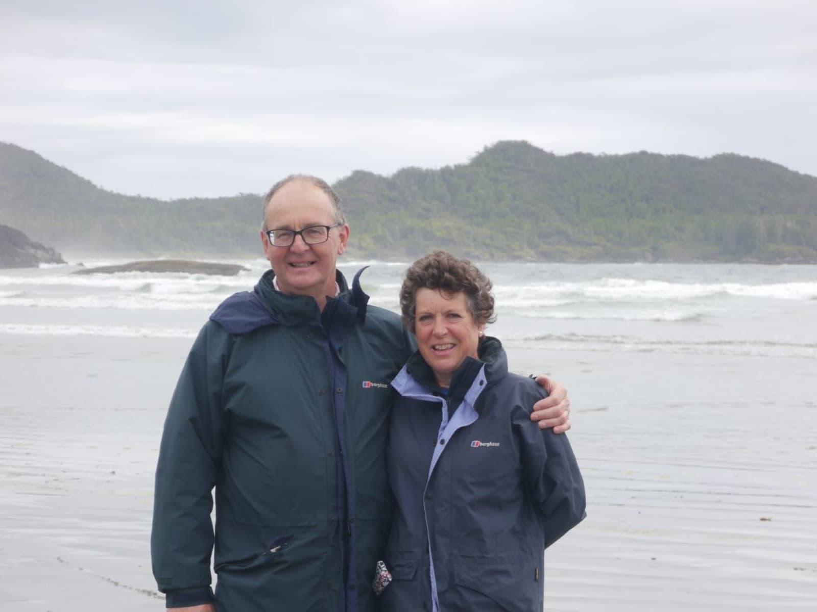 John & Lorraine from Nexon, France