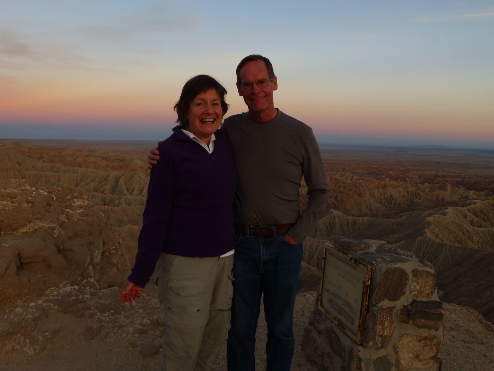 Philip & Barbara from Walla Walla, Washington, United States