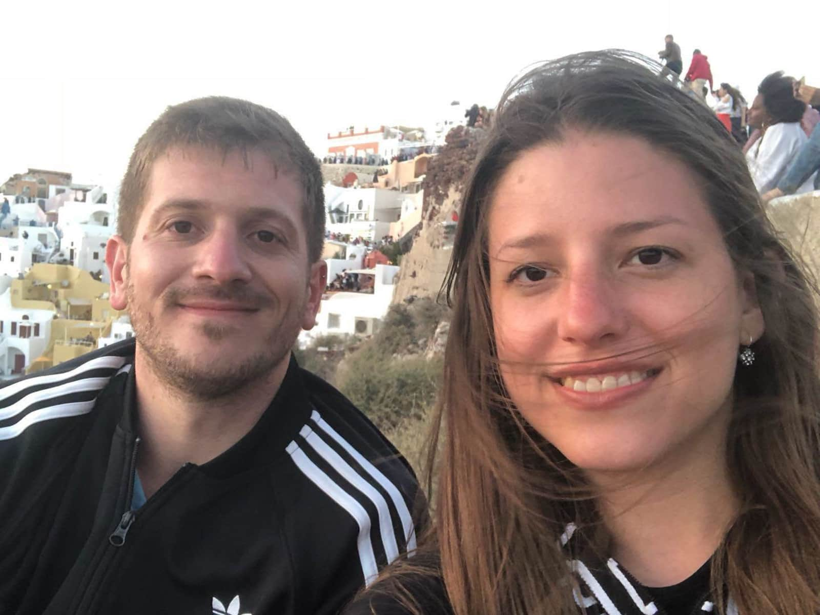 Jenny & Nacho from London, United Kingdom