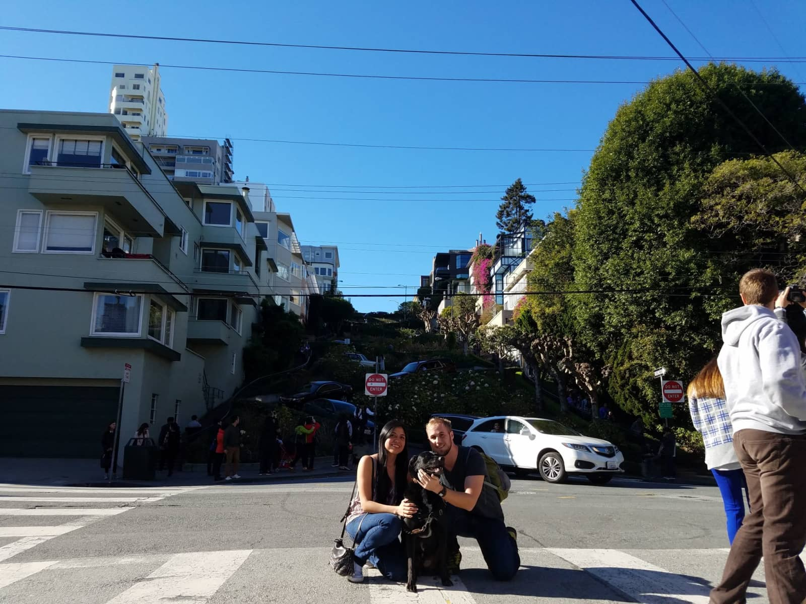 Eric & Carolina from San Francisco, California, United States