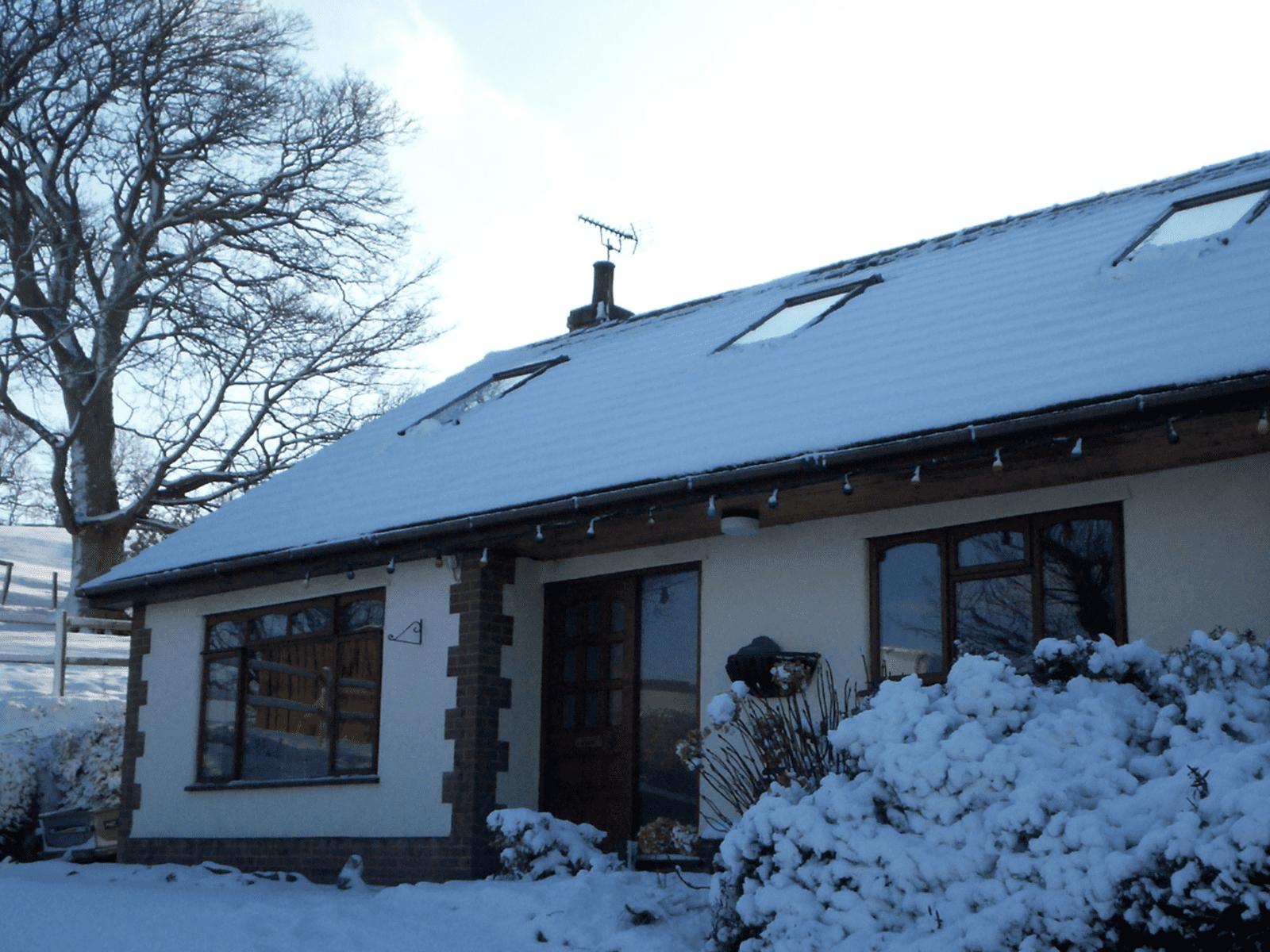Housesitting assignment in Abergele, United Kingdom