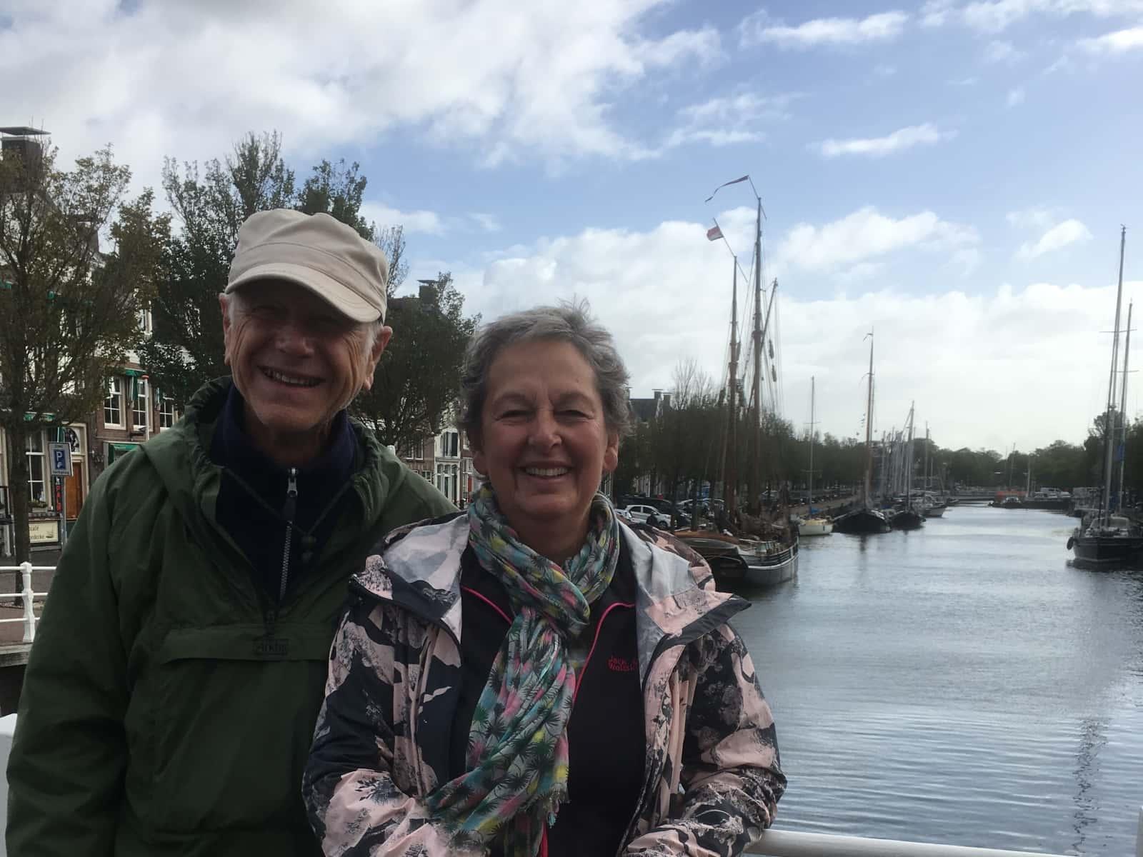 Marian & Paul from Falmouth, United Kingdom