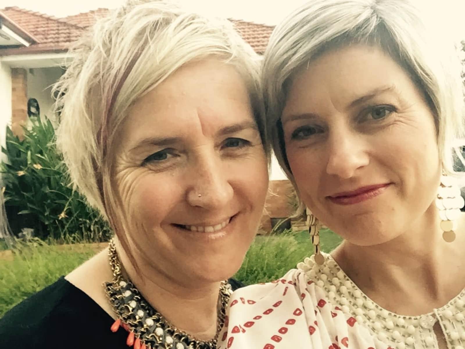 Jess & Joanne from Brisbane, Queensland, Australia