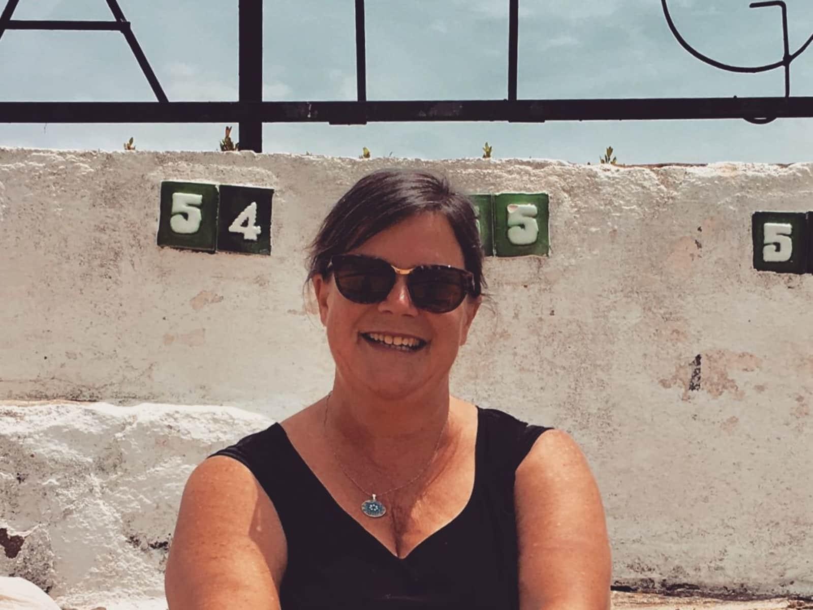 Kathy from Warrandyte, Victoria, Australia