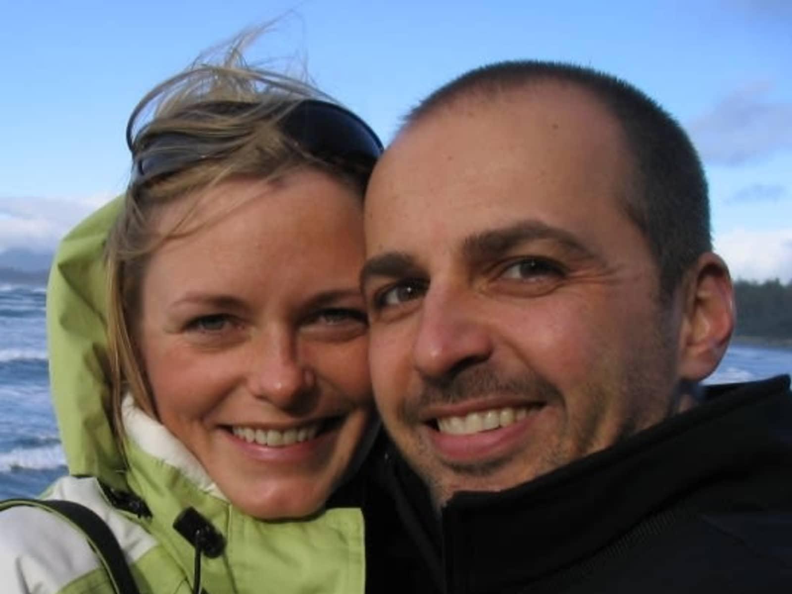 Tim & valerie & Valerie from Kelowna, British Columbia, Canada