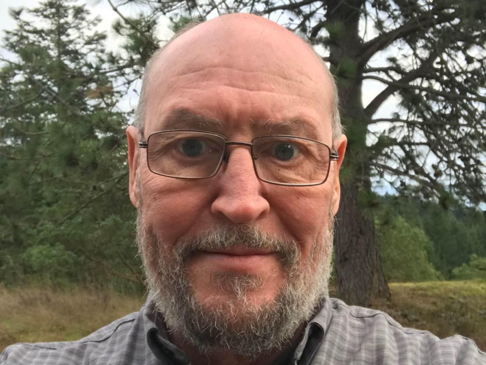Alan from Friday Harbor, Washington, United States