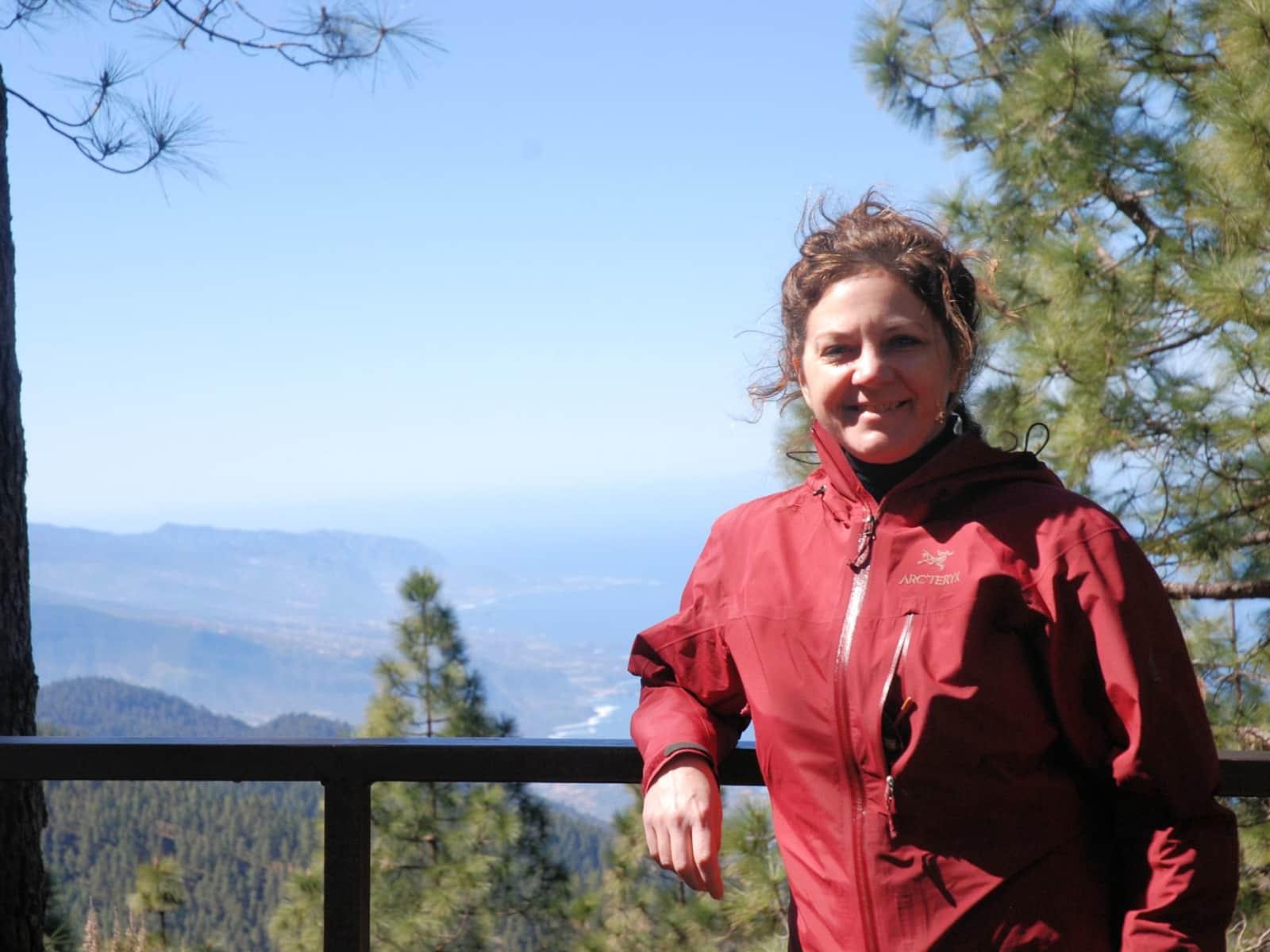 Sylvie from Montréal, Quebec, Canada