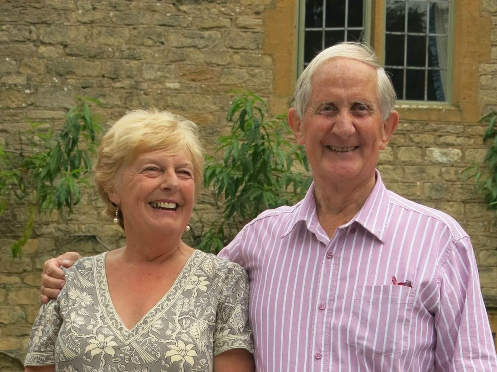 Tim & Sue from Stratford-upon-Avon, United Kingdom