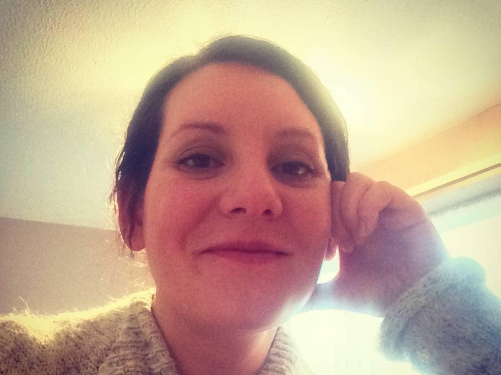 Sarah from Southsea, United Kingdom