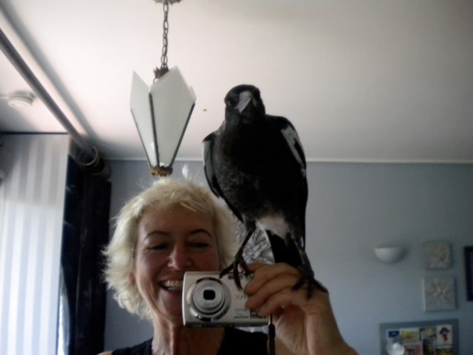 Barbara & Peter from Auckland, New Zealand