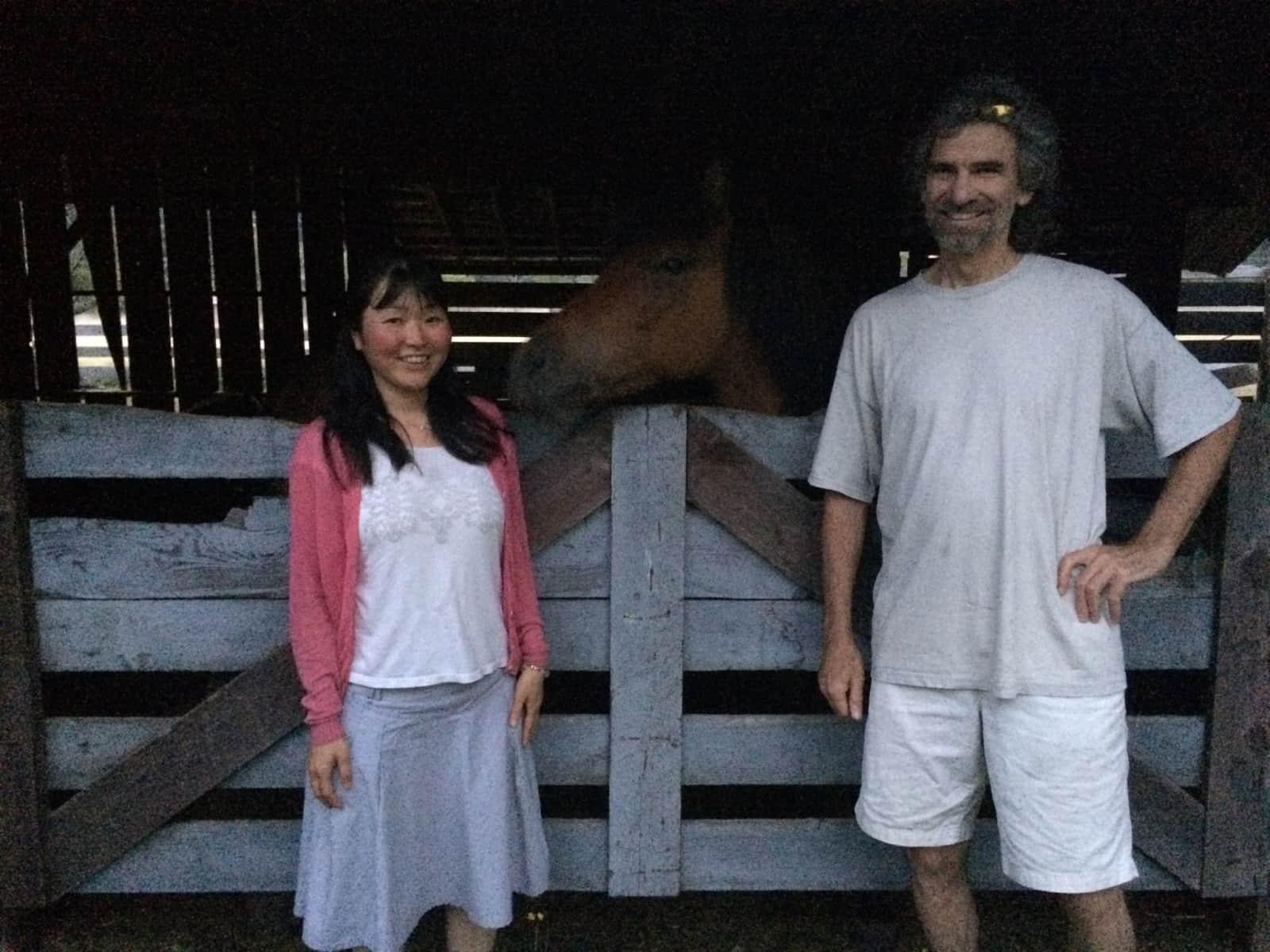 Michael & Kaori from San Francisco, California, United States