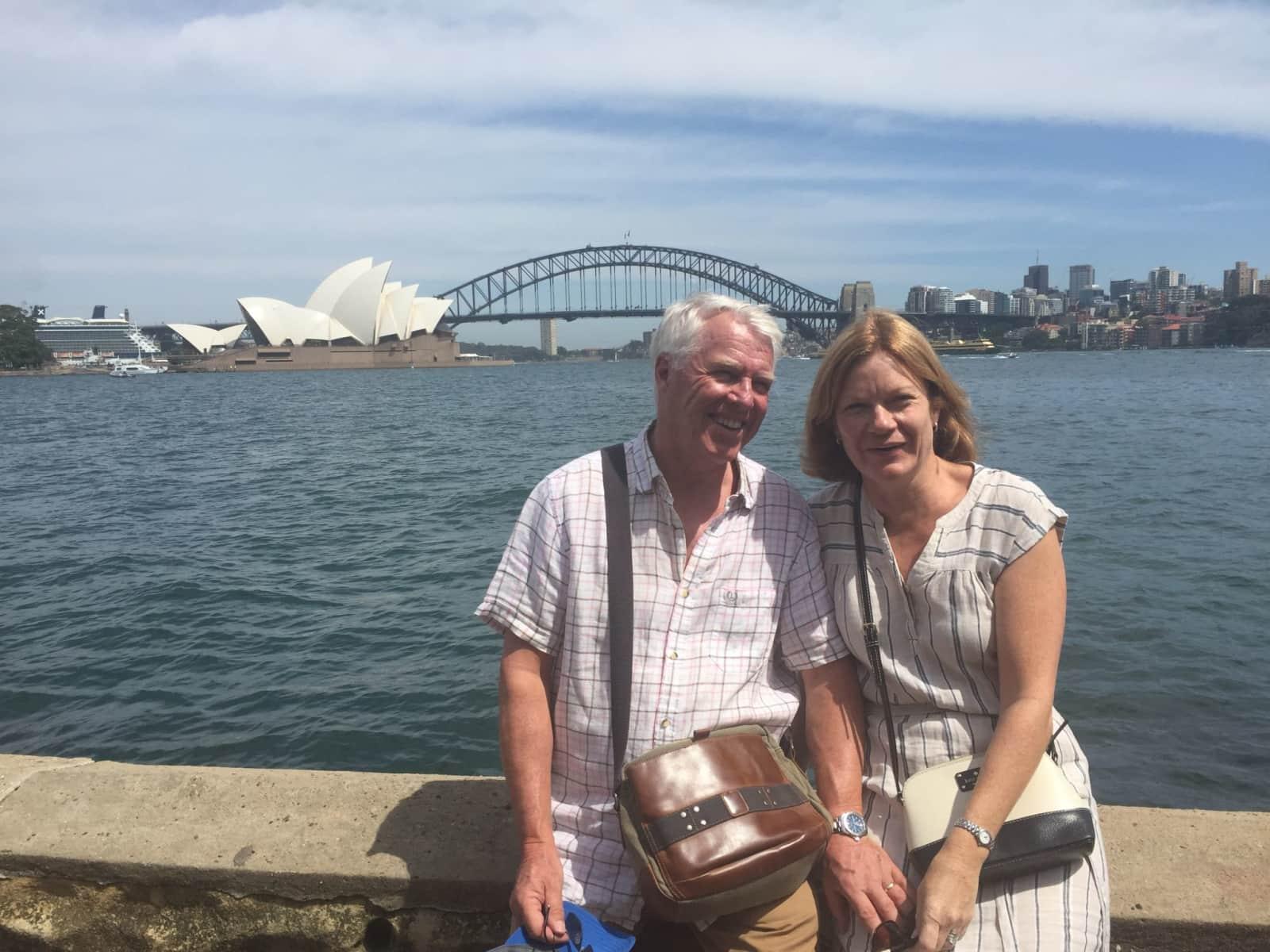 Jill & Rod from Witney, United Kingdom