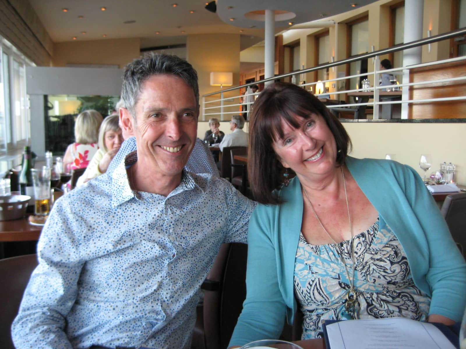Jane & Richard from Poole, United Kingdom