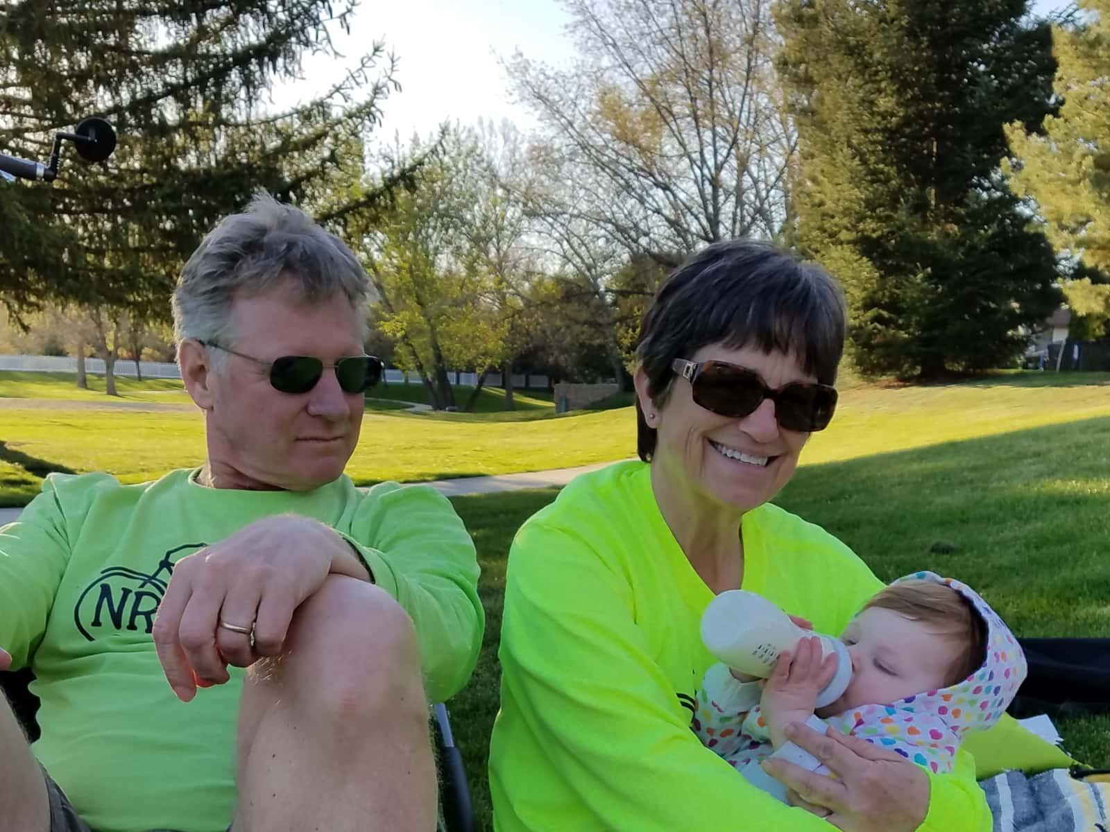 Janet & Glenn from Boise, Idaho, United States