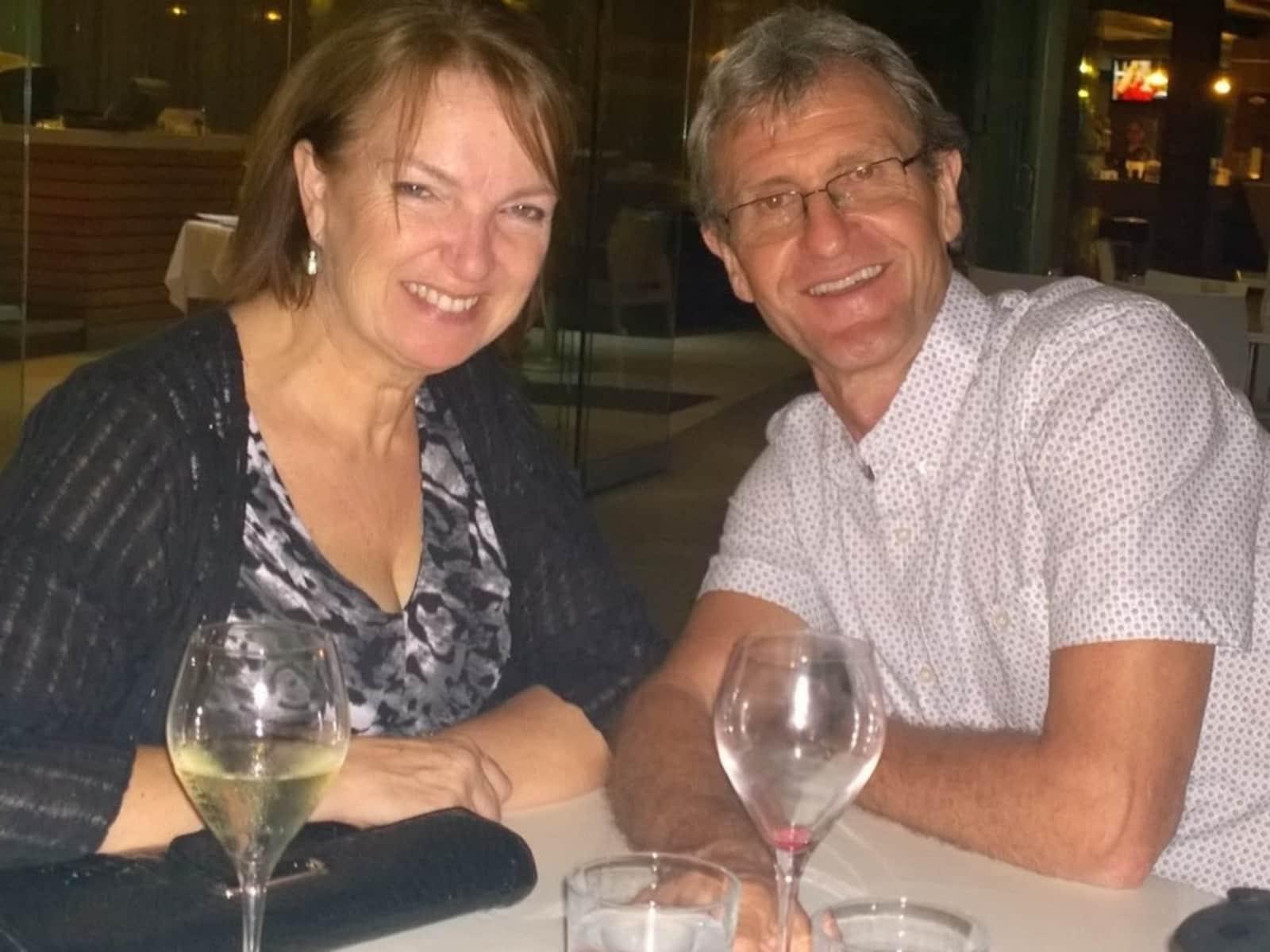 Ross & Susie from Townsville, Queensland, Australia