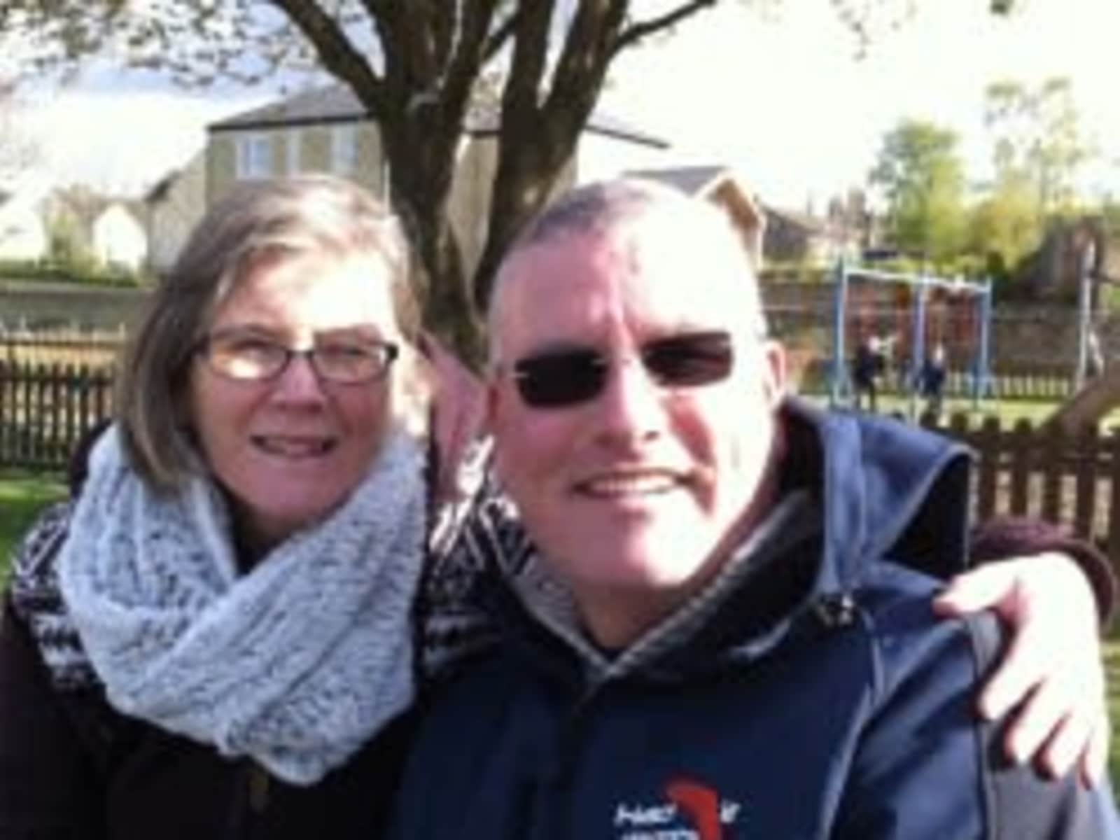Maria & Andy from Cressage, United Kingdom