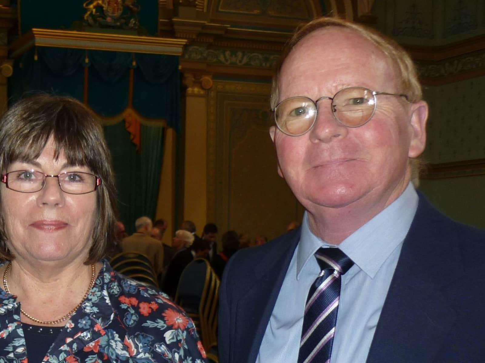 Glenda & Bernard from Baranduda, Victoria, Australia