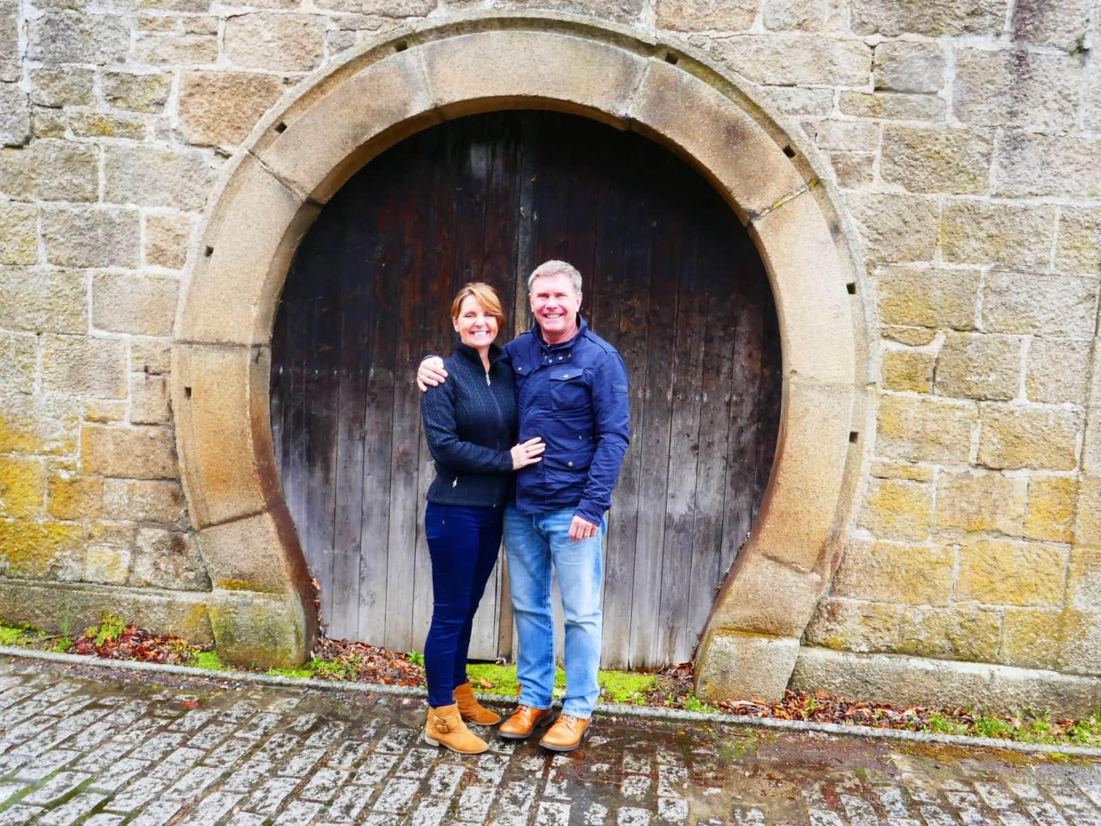 Jane & Alan from Penistone, United Kingdom