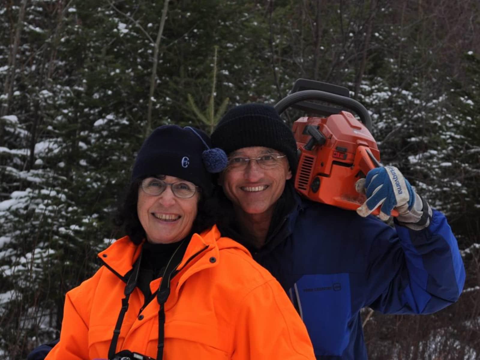 Pierre & Madeleine from Murten, Switzerland