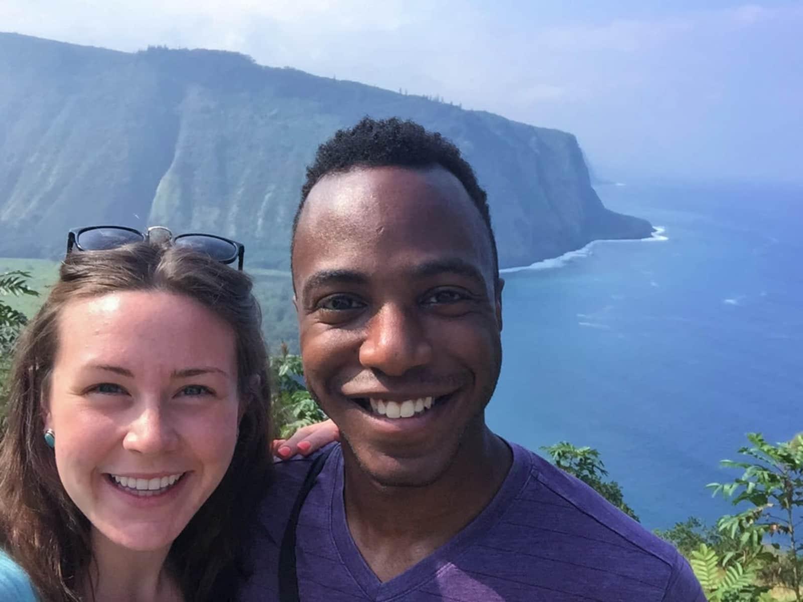Lara & Jabari from St. Louis, Missouri, United States