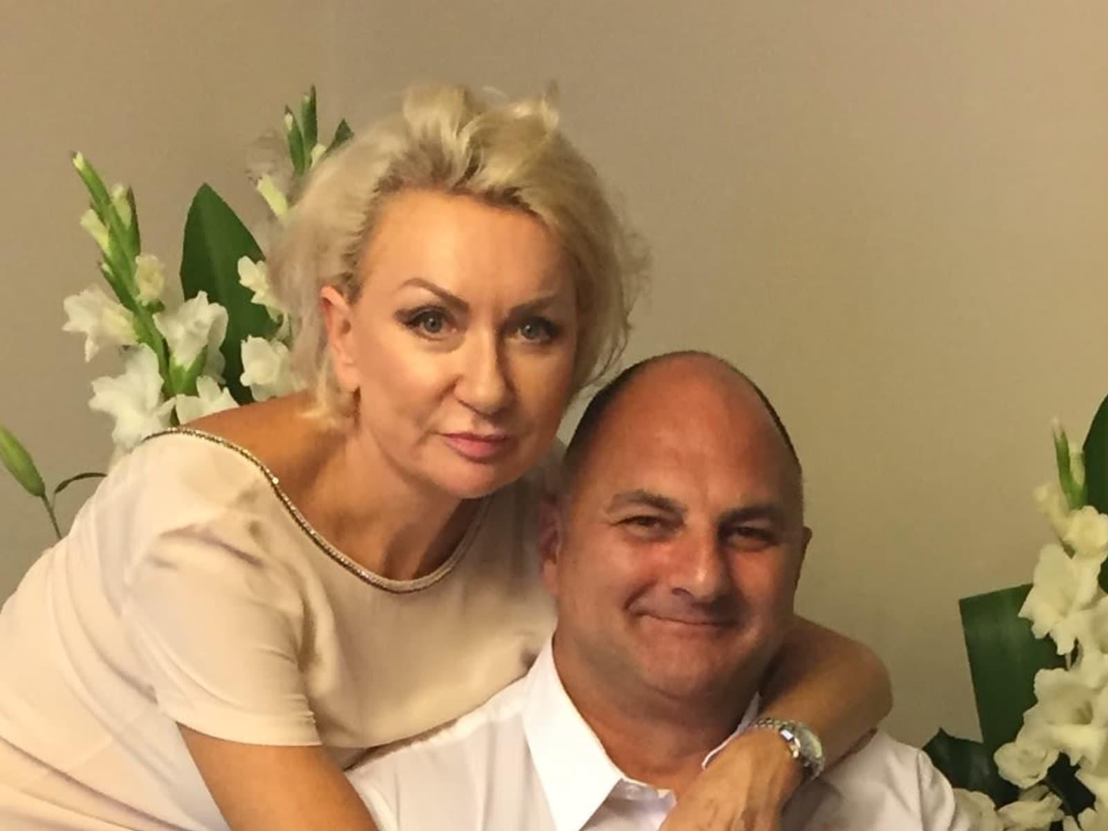Buddy & jessica from Sydney, New South Wales, Australia