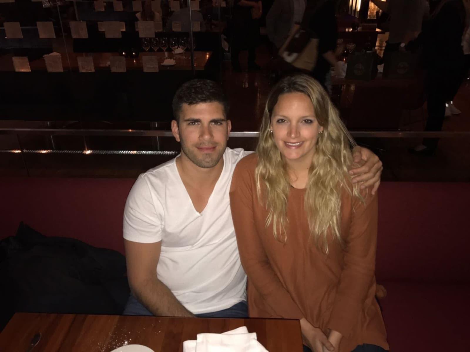 Martin oscar & Carla from Buenos Aires, Argentina