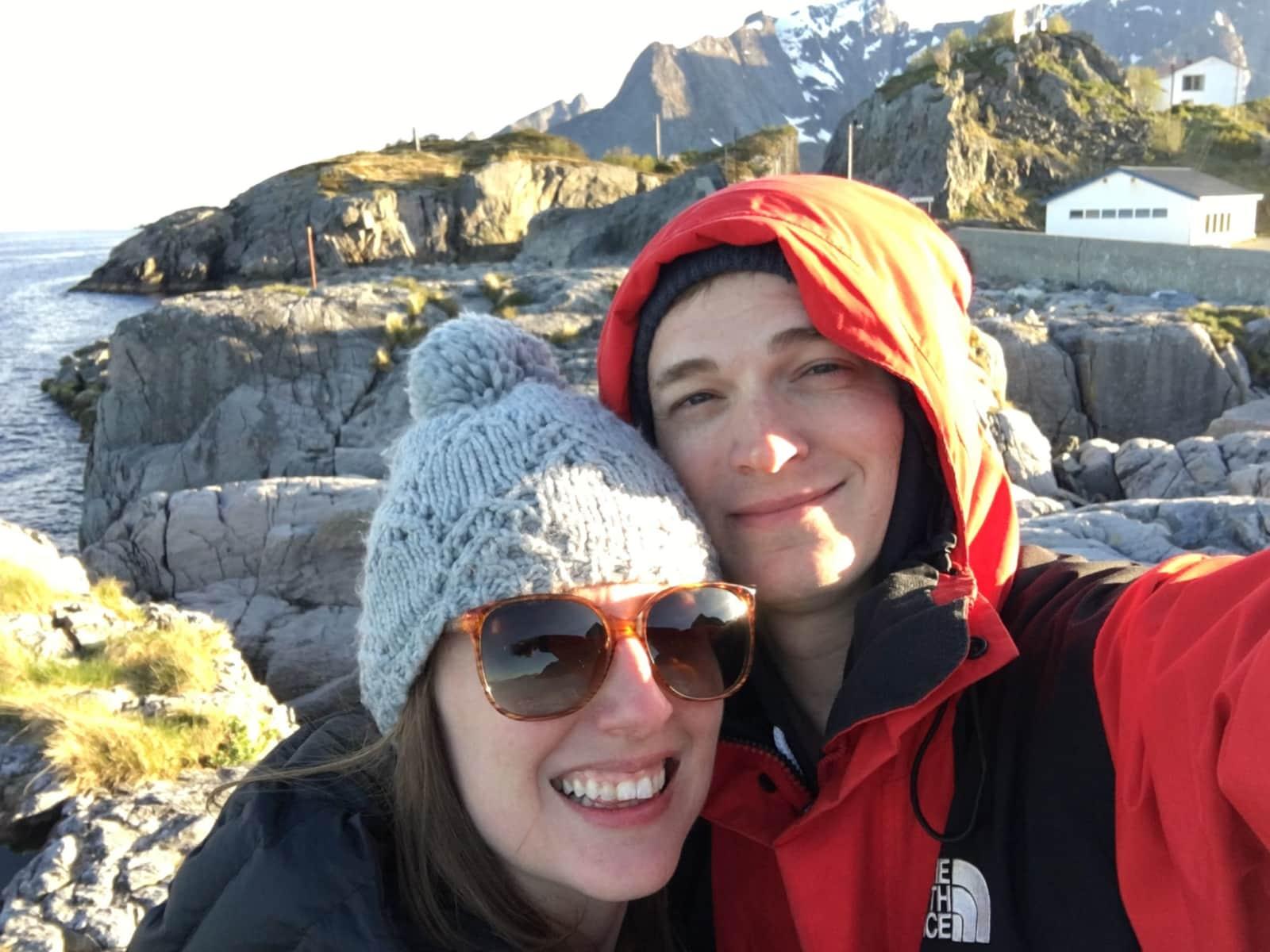 Andi & James from Bainbridge Island, Washington, United States