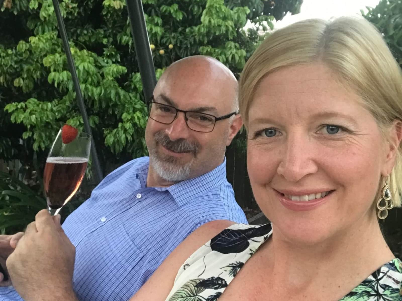 Michelle & David from Brisbane, Queensland, Australia