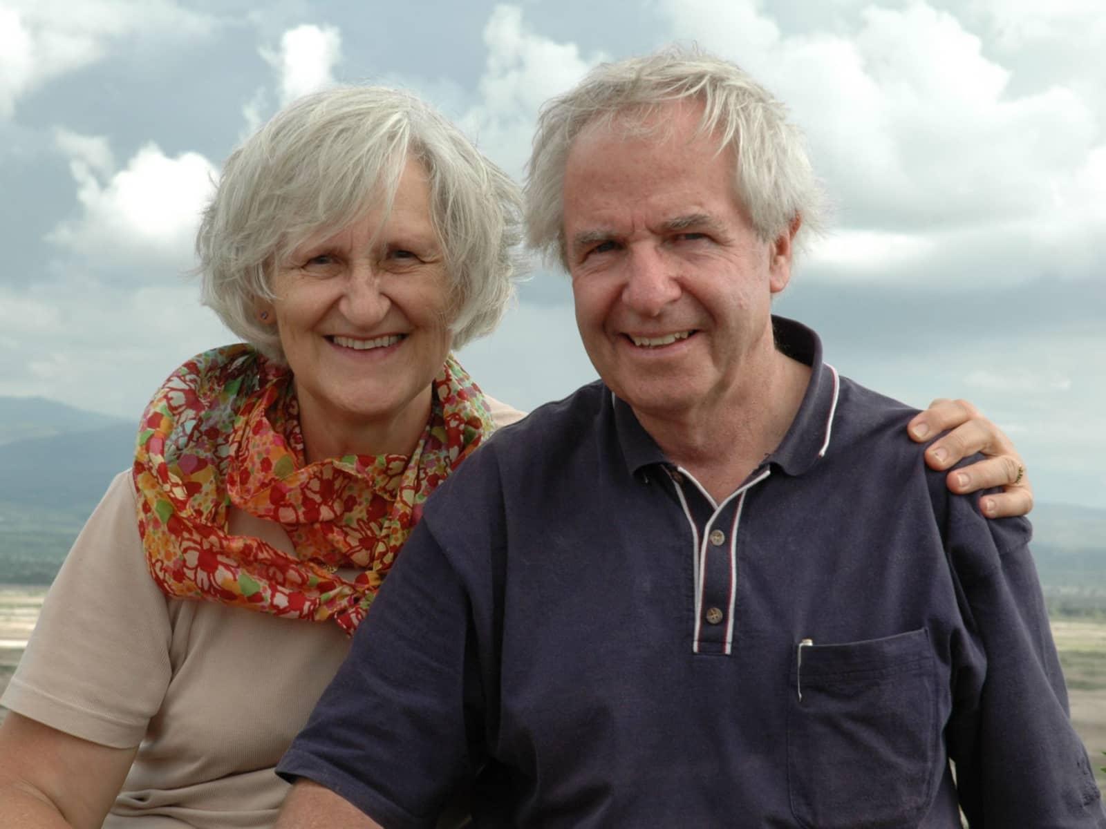 Edward & Rosemarie from Winnipeg, Manitoba, Canada