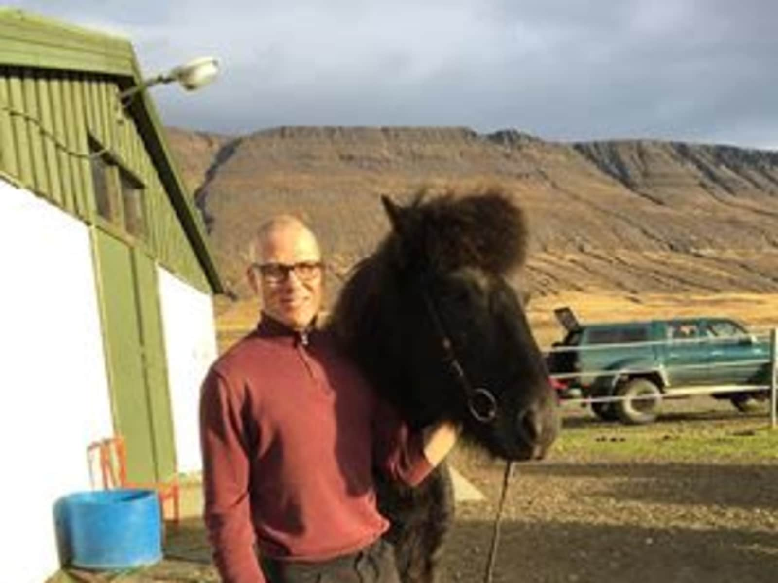 Adalgeir from Akureyri, Iceland