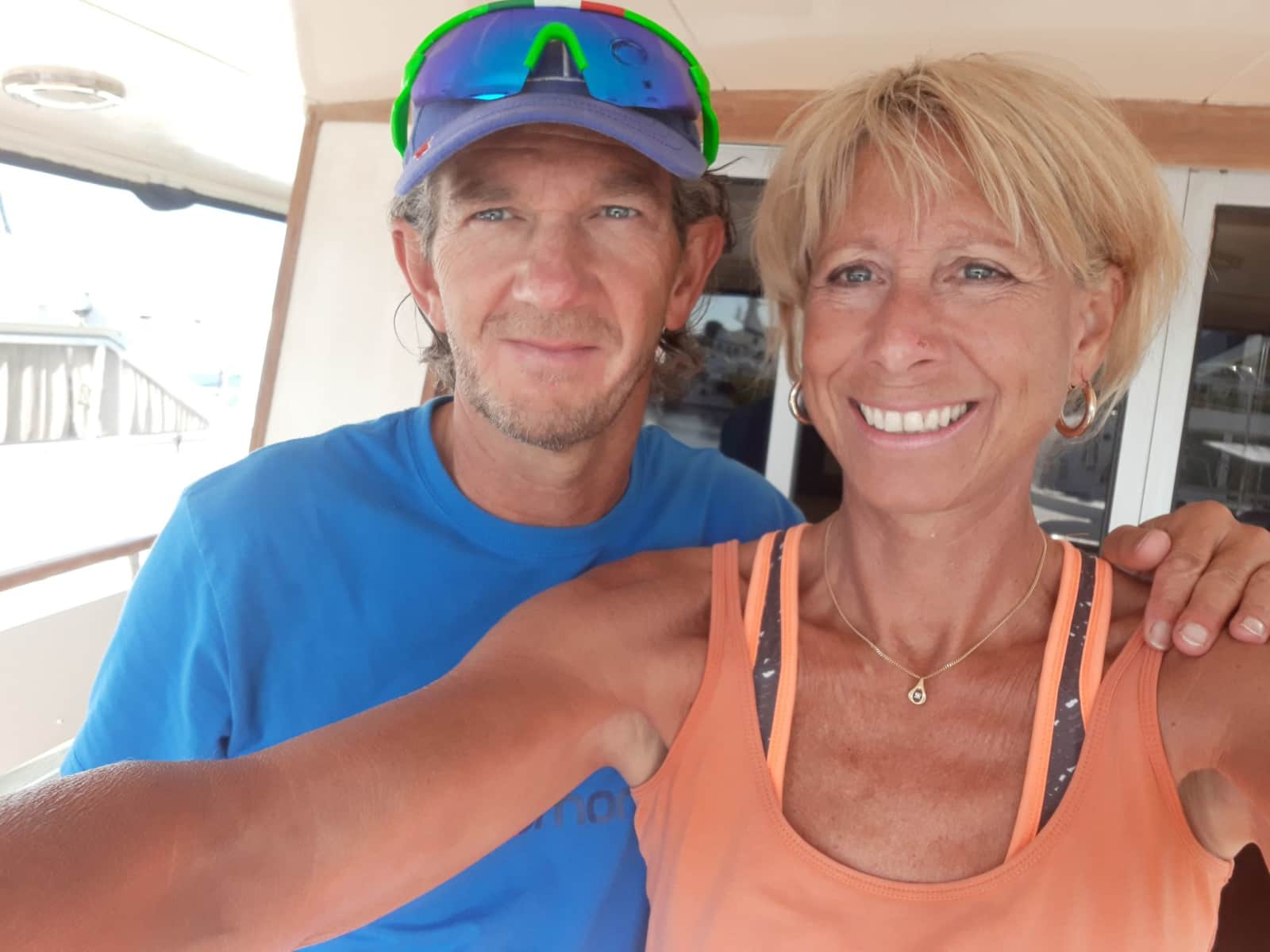 Diane and alan from Poole, United Kingdom