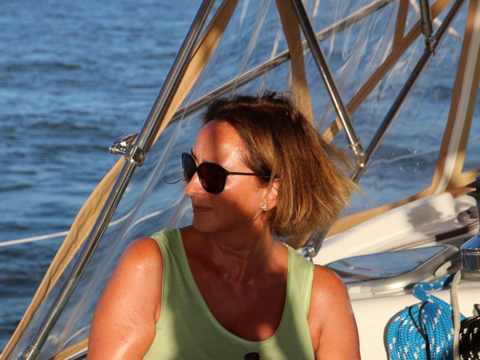 Sylvia & Carsten from Johns Island, South Carolina, United States