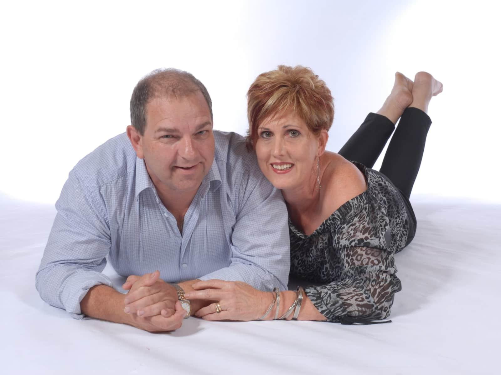 Madeleine & John from Gold Coast, Queensland, Australia