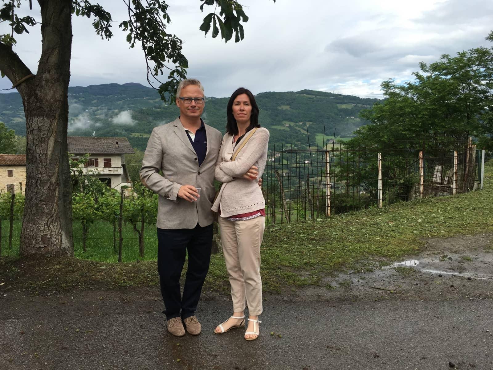 Jacob & Noelia from Zaragoza Centro, Spain