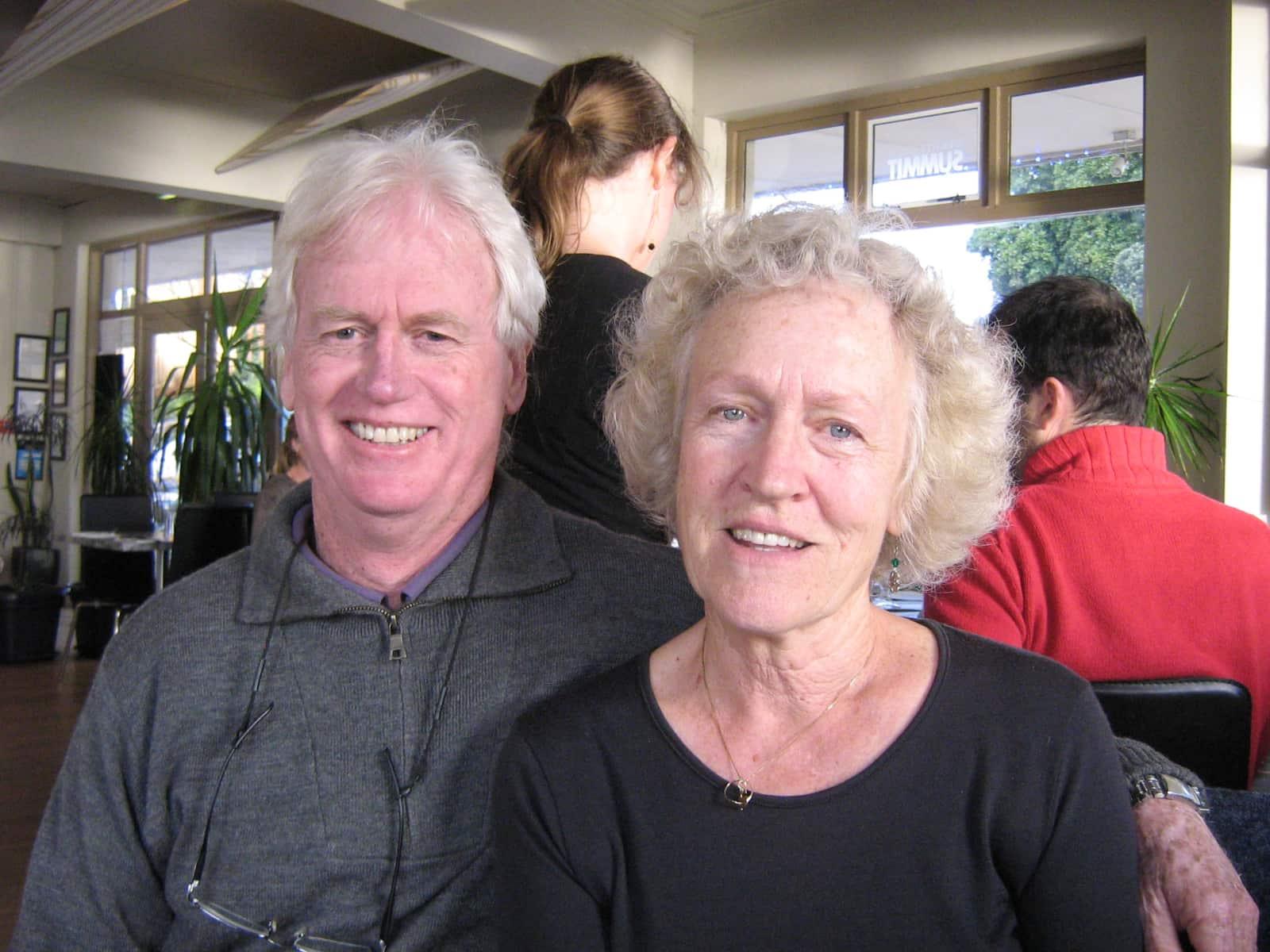 Stephen & Stephanie from Pauanui, New Zealand