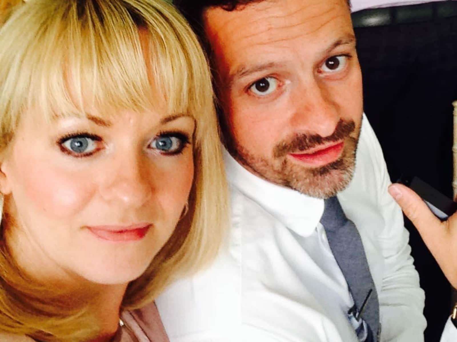 Caroline & Andrew from High Wycombe, United Kingdom