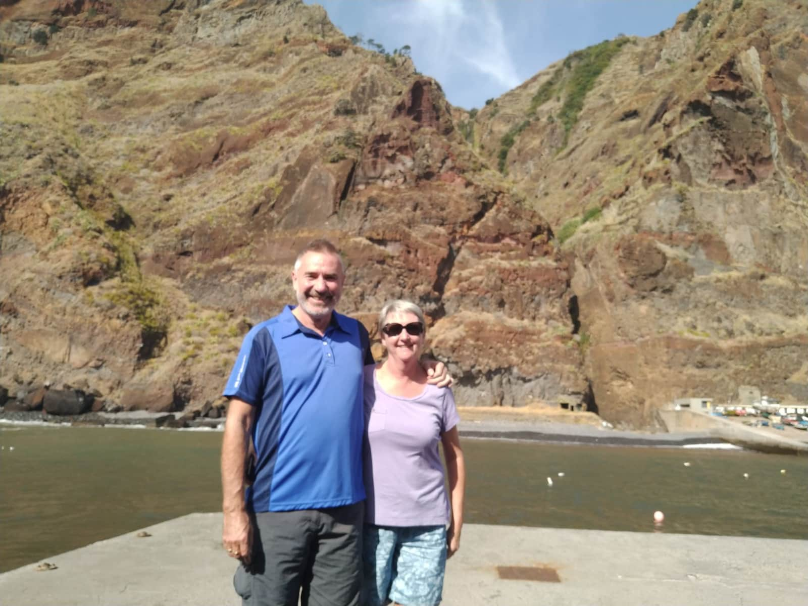 Eddy & Tracey from Christchurch, United Kingdom