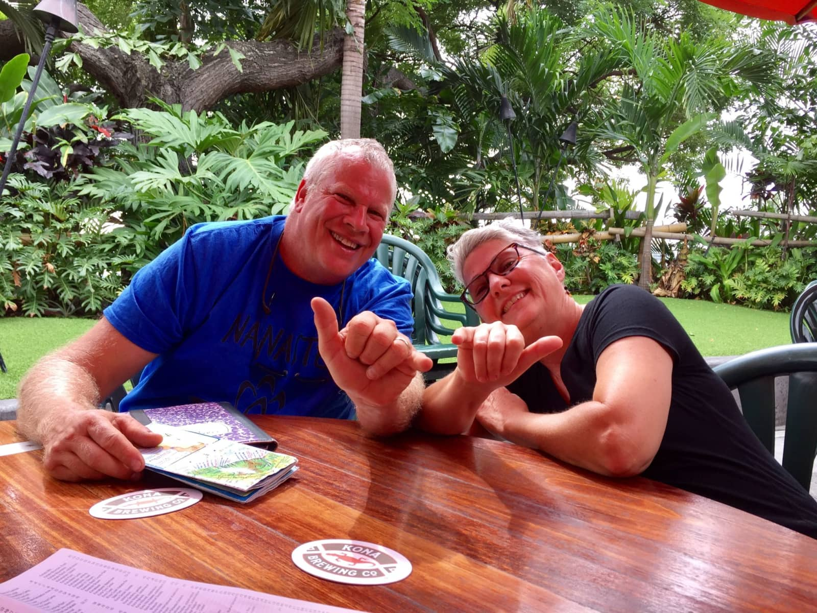 Pete & Pam from Captain Cook, Hawaii, United States